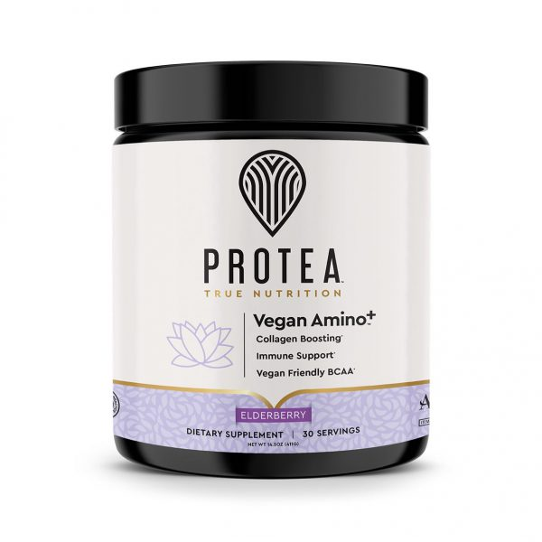 Vegan Amino – Elderberry